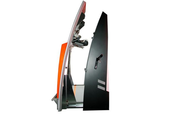 Multimedia Terminal Van