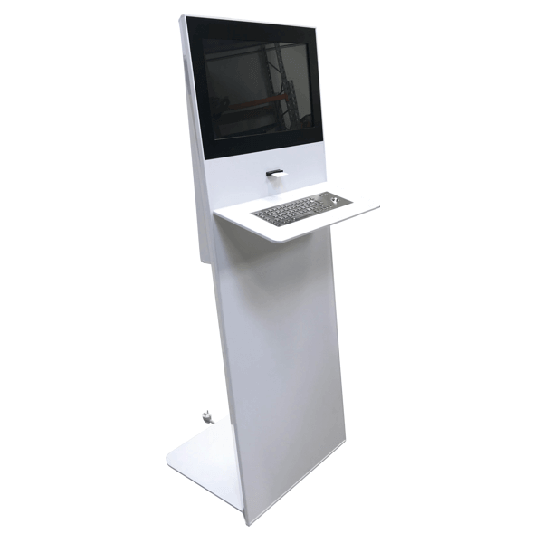 Kioskterminal Admire 22 TPC Bondrucker Tastatur