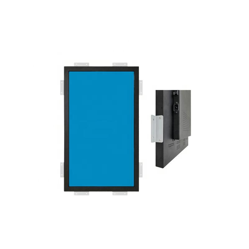 Einbau Großformat Touchmonitor