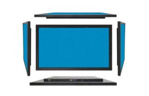 Digitale Beschilderung - Open Frame Touchmonitor
